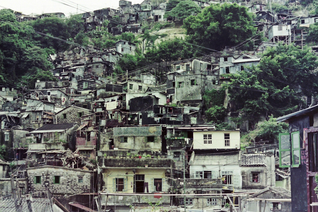 Shantytown, Hong Kong.