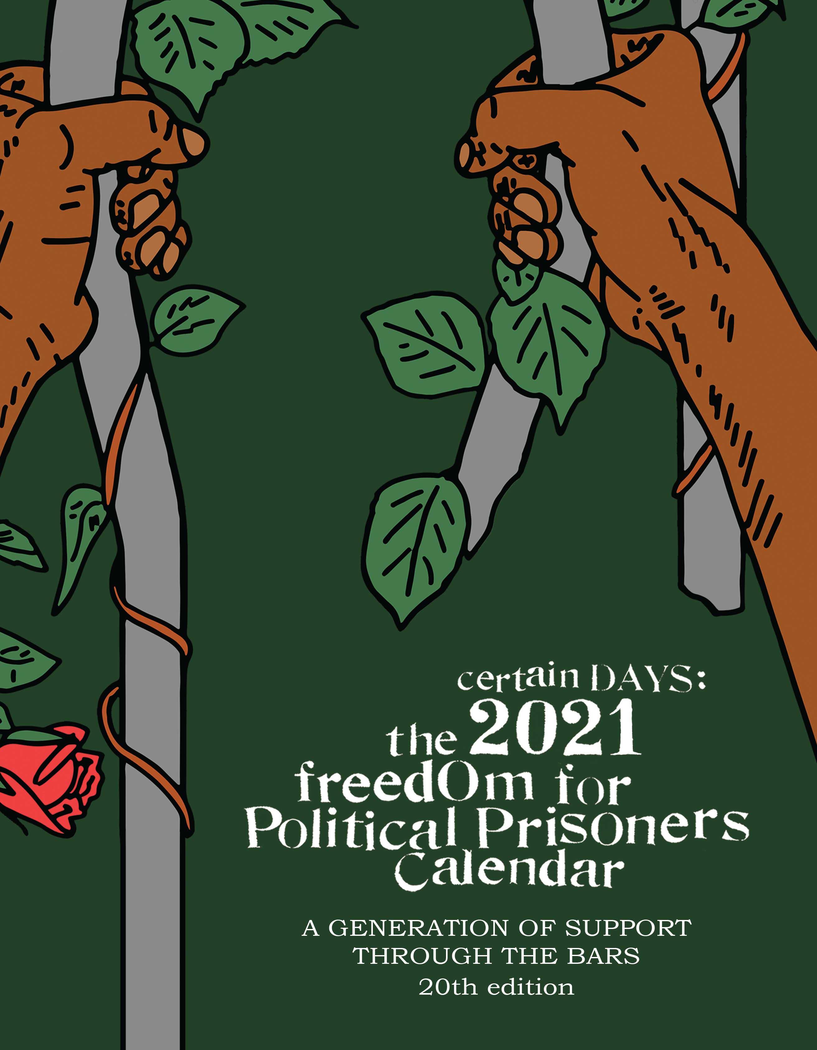 Freedom Calendar 2021 - United States Map